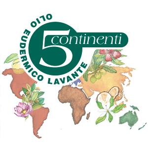 5 Continenti - Olio eudermico lavante