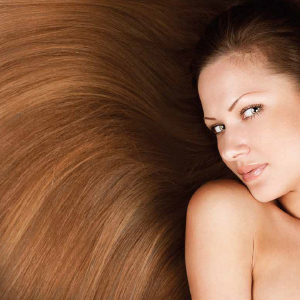Treatment for dry and coloured hair